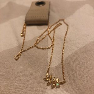 NWT Anthropologie Dainty Necklace